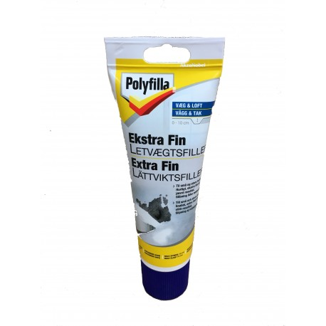 Letvægtsfiller tube 200 ML