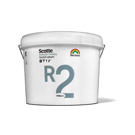Loftmaling Scotte glans 2 (10L)